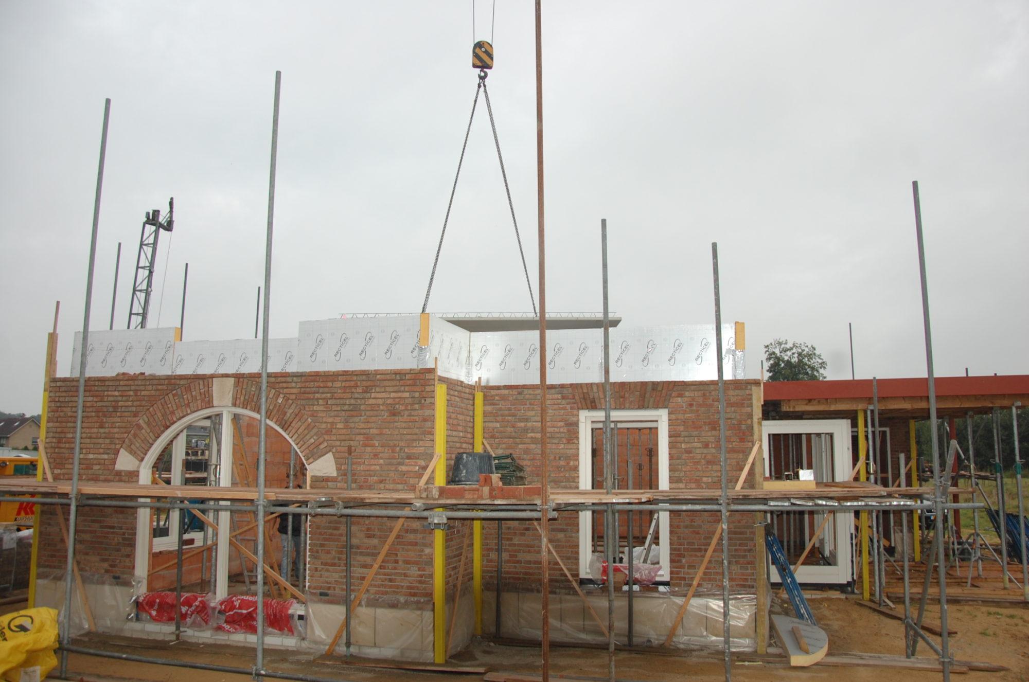 Bouw vrijstaande woning te deurningen borghuis bouw for Borghuis deurningen